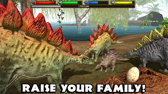 Dinosaur final imagem de tela Simulator
