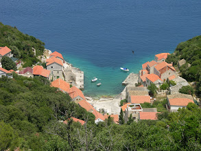 Photo: Pretty cove of Sv. Mihajilo, Lastovo Island