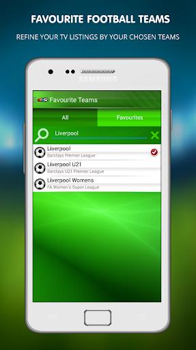 Live Football on TV 1.14 screenshots 4