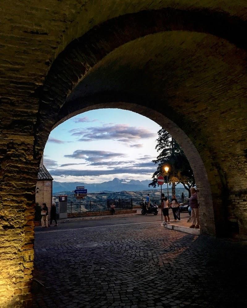 Tramonto estivo a Tortoreto di alessia_mastrodomenico