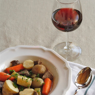 venison root vegetable stew (the venison diaries, part V)