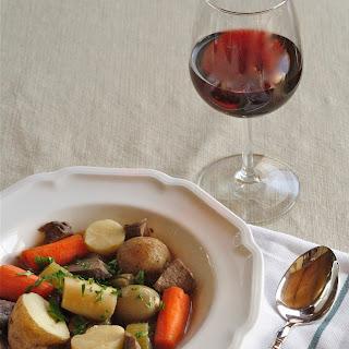 venison root vegetable stew (the venison diaries, part V).