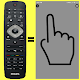 Philips TV Remote Simple No buttons finger gesture