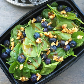 Blueberry Walnut Salad