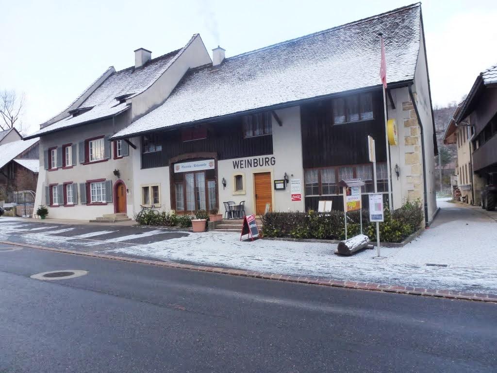 Photo: Generalversammlung im schönen Restaurant Weinburg in Diegten