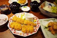 銀座杏子豬排 微風南京店