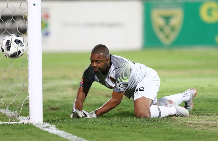 Itumeleng Khune. File photo.