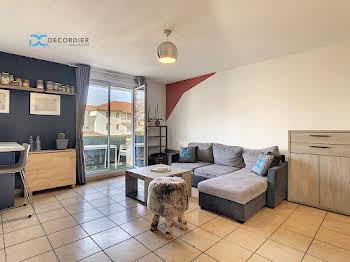 Appartement 3 pièces 61,44 m2