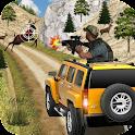 Jungle Hunting Jeep icon