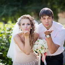 Wedding photographer Ekaterina Baturina (Katika). Photo of 25.08.2014