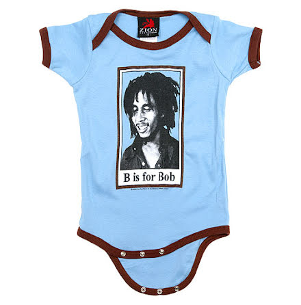 Baby body - B is for Bob
