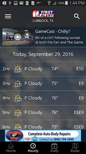 KCBD First Alert Weather  screenshots 2