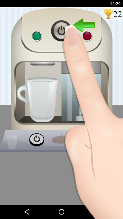 coffee machine maker game 2- screenshot