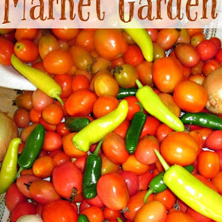 Market Garden Salsa