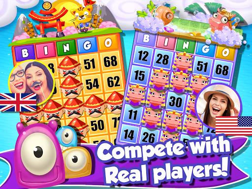 Bingo Dragon - Free Bingo Games apkmr screenshots 8