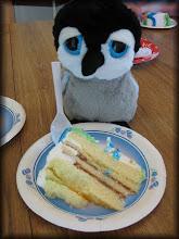Photo: Eating some birthday cake!
