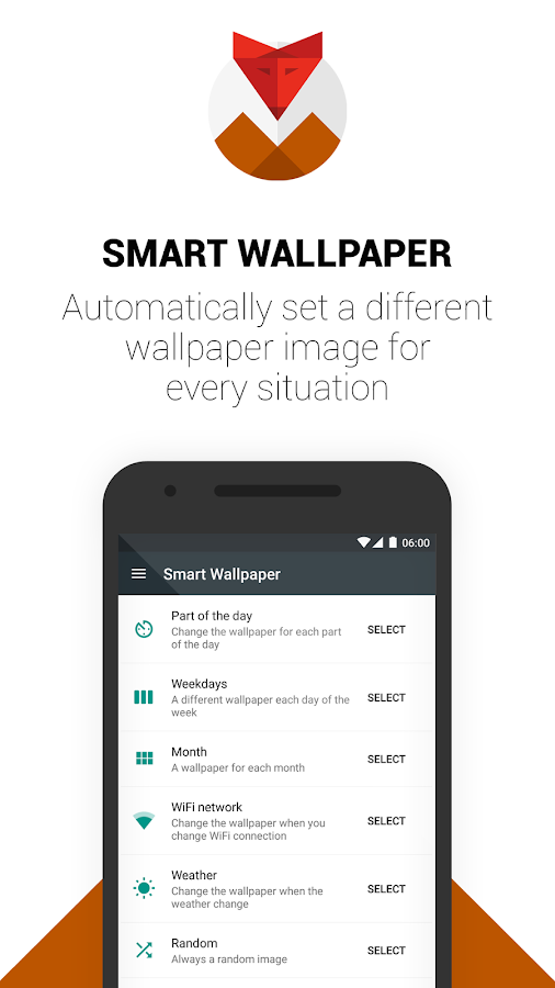 Smart Wallpaper- screenshot