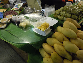 Photo: Mango and sticky rice place in Chiang Mai