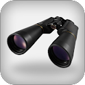 Digital Binoculars icon
