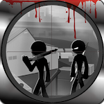 Stickman sniper shooter killer Apk