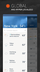 AccuWeather: Weather Alerts & Live Storm Radar APK screenshot thumbnail 5