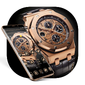 Gold Luxury Legendary Watch Theme Android APK Download Free By Abby Theme Center