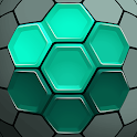 Super Hexagon 3s 🧩 Connect three in hex board 🧠 icon