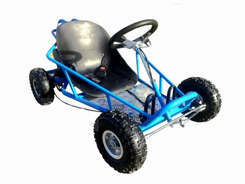 350W Kids Electric Single Seat Go Cart Buggy