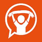 JAFA: Football Fan Opinion & Personalised News App icon