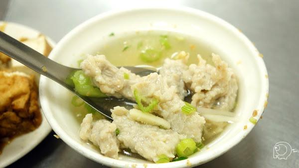 大龍峒肉羹-米粉湯
