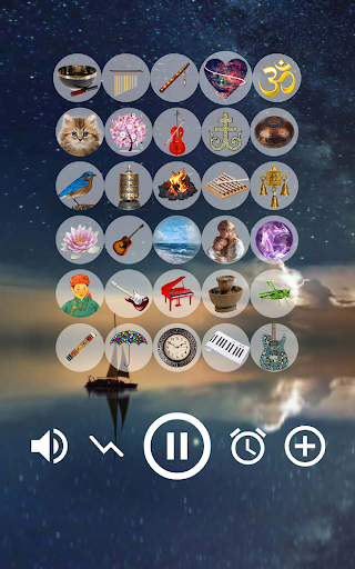 Screenshot for Sleep+ music for sweet dreams in United States Play Store