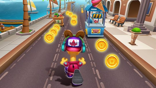 Garfield™ Rush Apk Download For Android and Iphone Mod Apk 8
