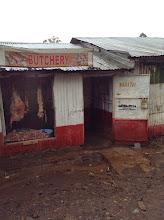 Photo: A butchery accepting Gatina-Pesa