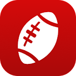 Football NFL 2017 Live Scores, Stats, & Schedules Icon