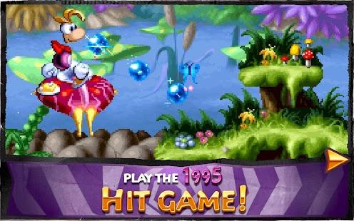 Rayman Classic- screenshot thumbnail