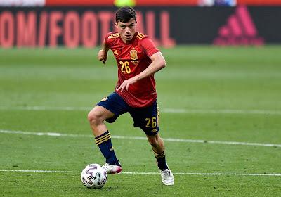 L'Espagne aligne le plus jeune joueur de son histoire dans un tournoi majeur