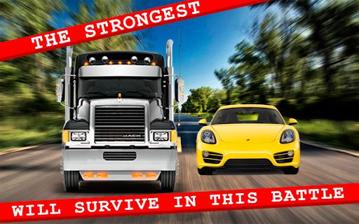 停车大战:汽车VS卡车