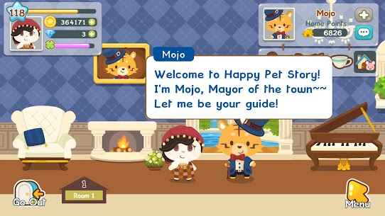 Happy Pet Story: Virtual Pet Game Mod Apk (Unlimited Money) 3