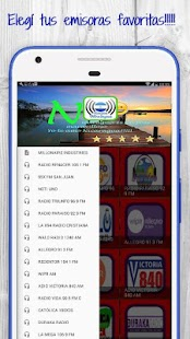 Radios de Nicaragua en Vivo⭐Emisoras FM&AM Gratis - náhled