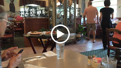 Video: The food and the service at Angelo's was excellent!