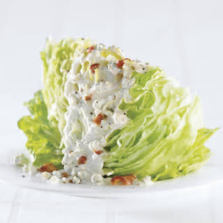 Easy Blue Cheese Dressing.