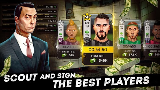 Underworld Football Manager – Bribe, Attack, Steal 2