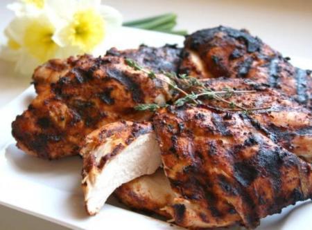 10 Best Healthy Spicy Chicken Breast Recipes