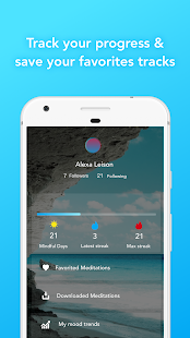 Aura: Mindfulness & Happiness Screenshot