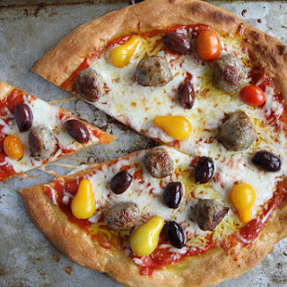 Rice Flour Pizza Crust Recipes