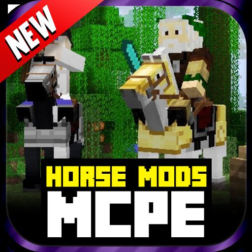 娱乐のMCPEために馬モッズ! LOGO-記事Game