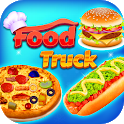 Food Truck Mania - Kids Cooking Game 2020 icon