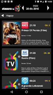StaseraInTV- screenshot thumbnail