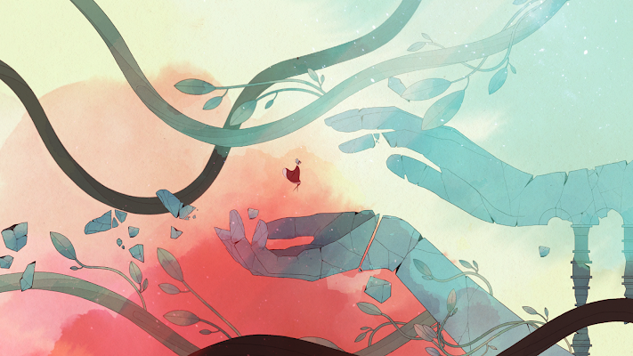 GRIS Screenshot Image