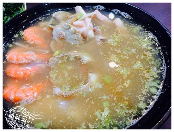 鮮記螃蟹海鮮粥頂級綜合海鮮粥